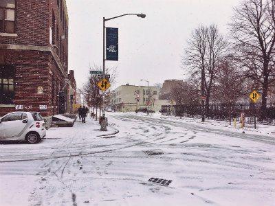 Winter street juction